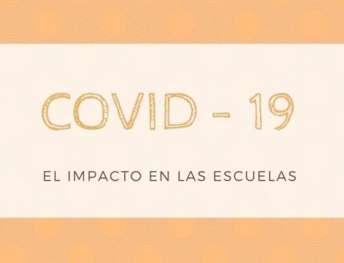 Covid-19 y el impacto en las escuelas